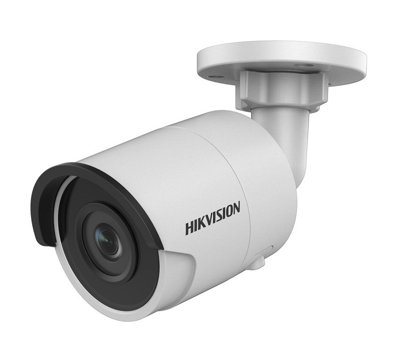 Hikvision IP bullet kamera - DS-2CD2043G0-I/28, 4MP, objektiv 2.8mm