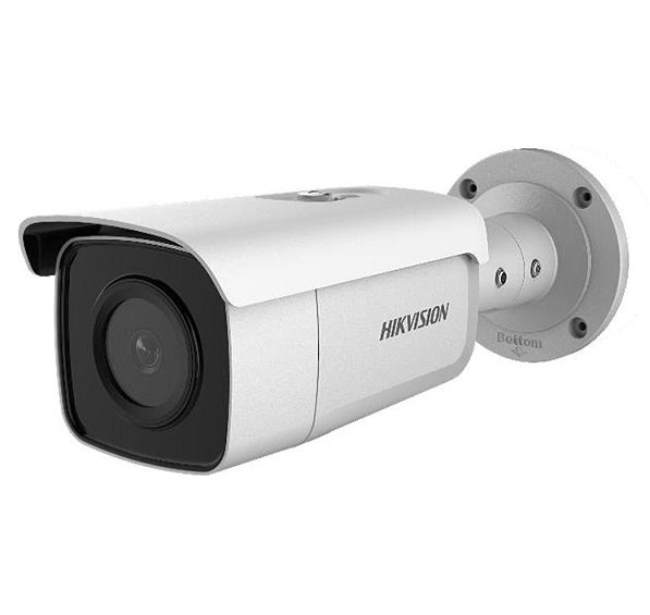 Hikvision IP bullet kamera - DS-2CD2T65FWD-I8/4, 6MP, objektiv 4mm, IR 80m