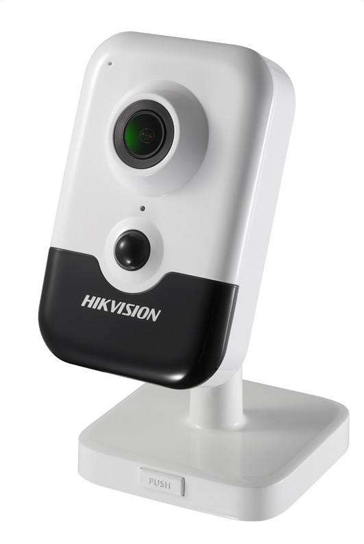 Hikvision IP cube kamera - DS-2CD2435FWD-I/28, 3MP, objektiv 2.8mm, audio