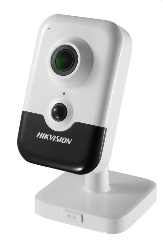 Hikvision IP cube kamera - DS-2CD2455FWD-IW/28, 5MP, objektiv 2.8mm, audio, WiFi