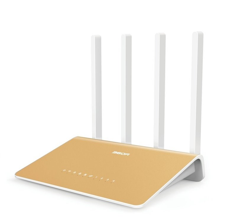 Netis 360R AC1200 Wireless Dual Band Gigabit Router, 4x 5dBi anténa, MU-MIMO