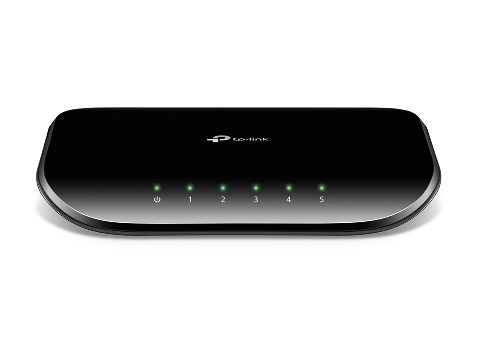 Switch TP-Link TL-SG1005D switch 5xTP 10/100/1000Mbps