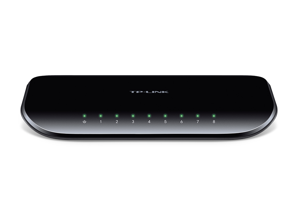 Switch TP-Link TL-SG1008D switch 8xTP 10/100/1000Mbps