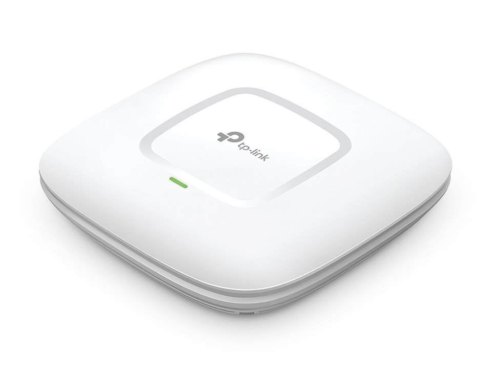 TP-Link CAP1200 Bezdrátový Dual Band Access Point, 300Mbps + 866Mbps
