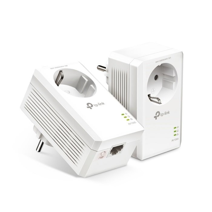TP-Link TL-PA7017PKIT Powerline Starter Kit