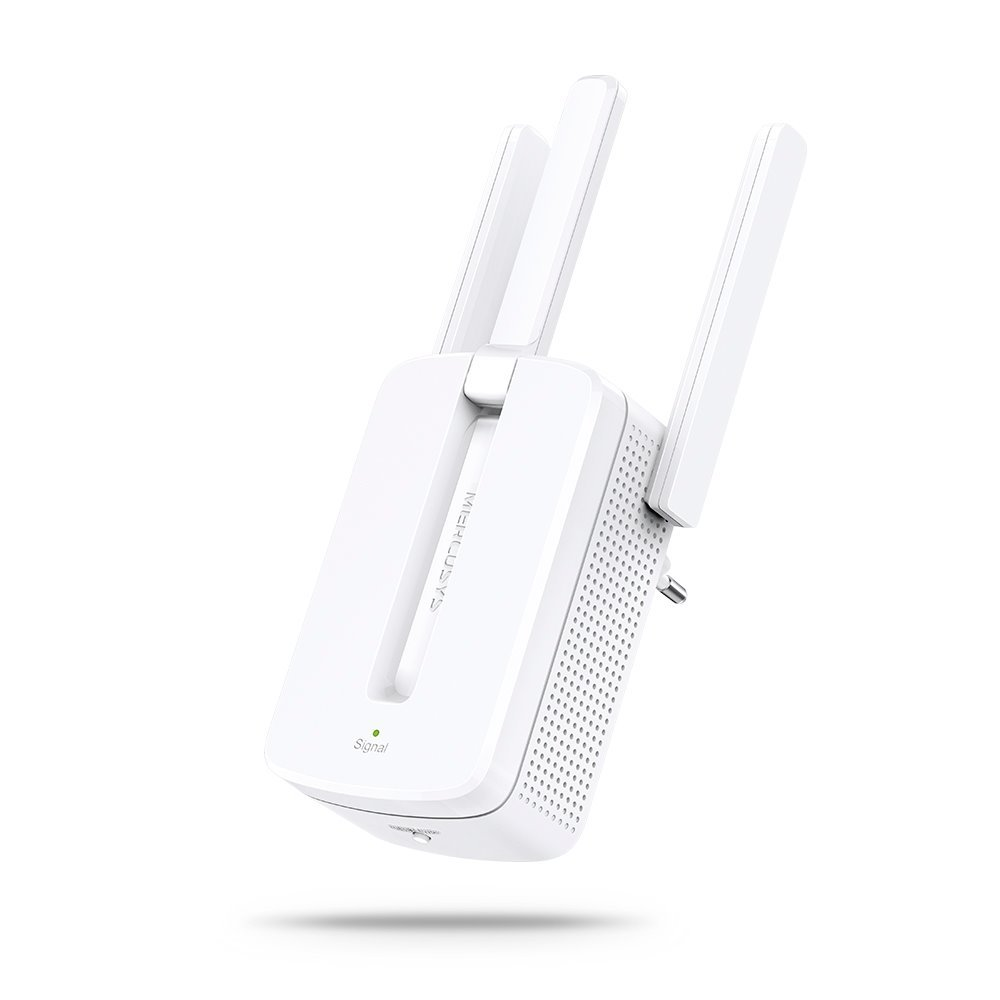 WiFi router MERCUSYS MW300RE AP/Repeater, 2,4GHz, 300Mbps